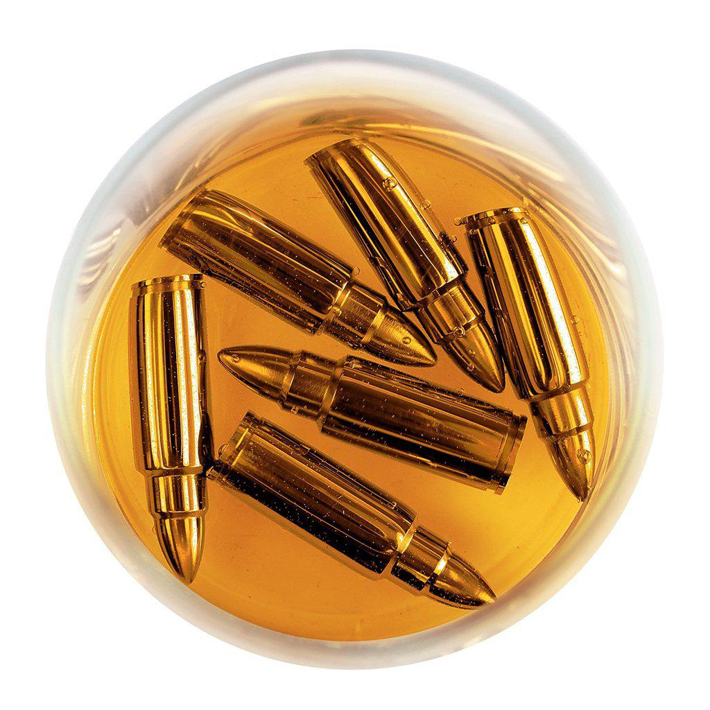 Bullet Shaped Whiskey Chillers