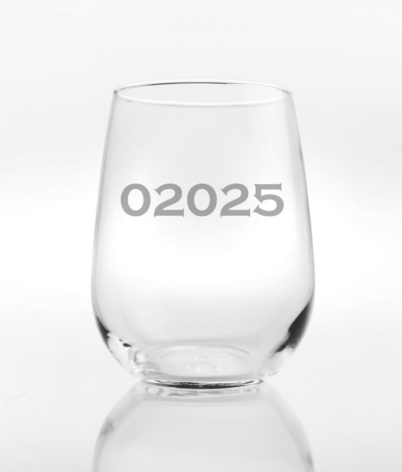 Stemless Wine - 02025