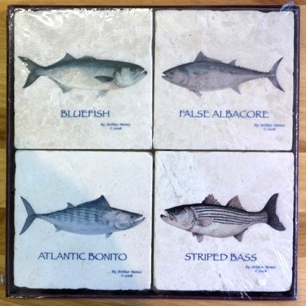 Coasters - Game Fish