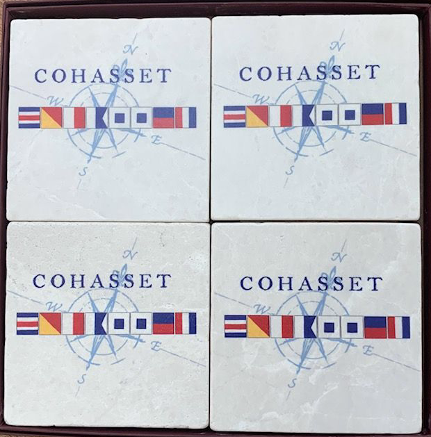 Coasters - Flags