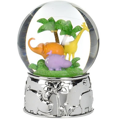 Jungle Water Globe