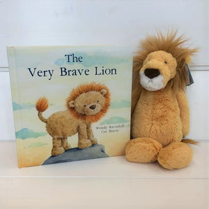 Lion Book Set