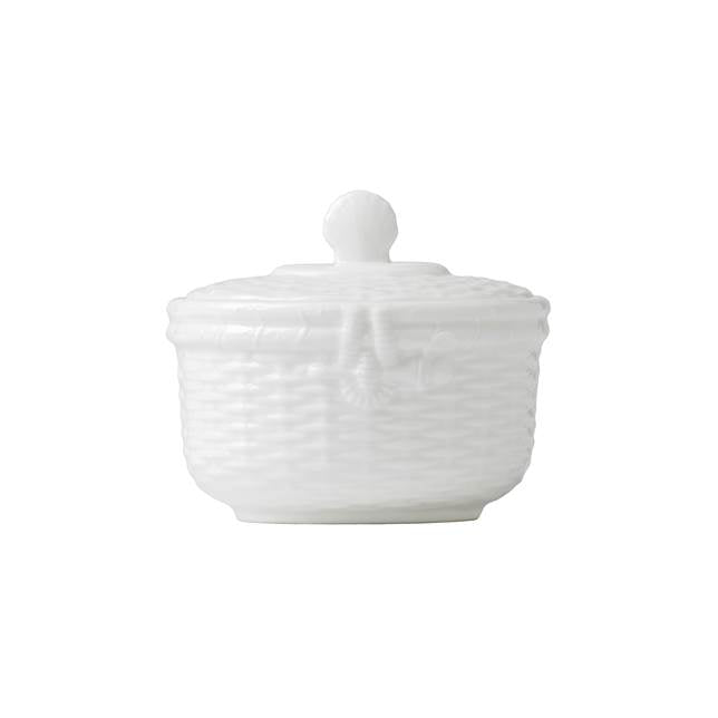 Nantucket Basket Sugar Bowl