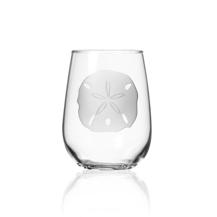 Stemless Wine - Sand Dollar