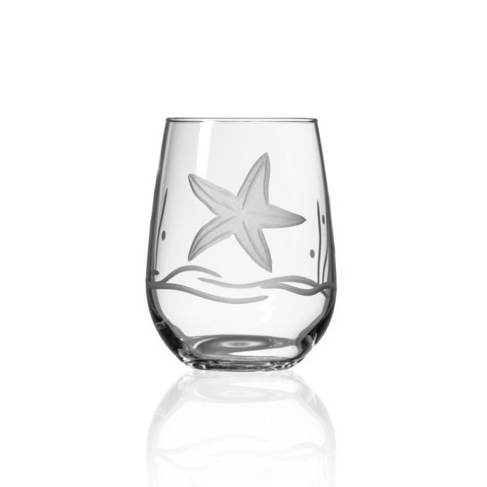 Stemless Wine - Starfish
