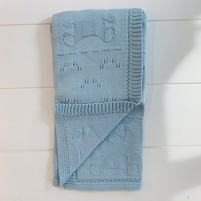 Widgeon Baby Blanket