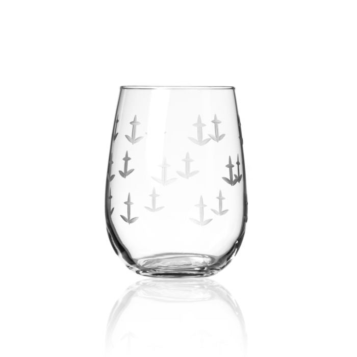 Stemless Wine - Anchor