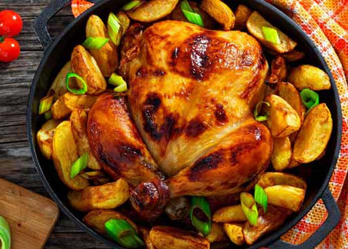 4 Top Tips for Cooking Chicken