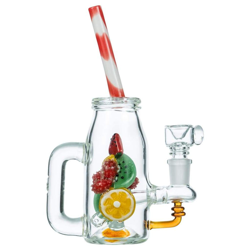 Fruity Detox Bong by Empire Glassworks.