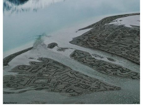 Lake Wakatipu hieroglyphics