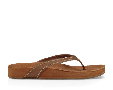 Sanuk She Loungy Leather