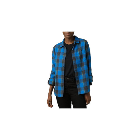 Alfie Flannel Top