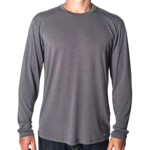 M's Bamboo Midweight L/S