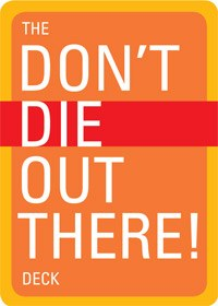 Don't Die Out There - Card Deck