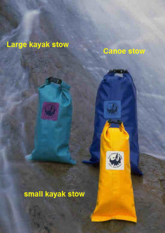 Large Kayak Stow