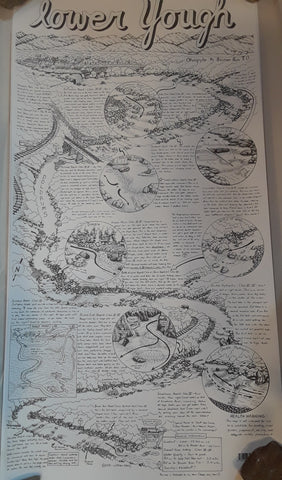 William Nealy Cartoon River Maps