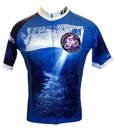 Men's Ohiopyle Bicycle Jersey