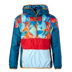 Teca Windbreaker Half-Zip