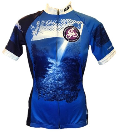 Women's Ohiopyle Bicycle Jersey