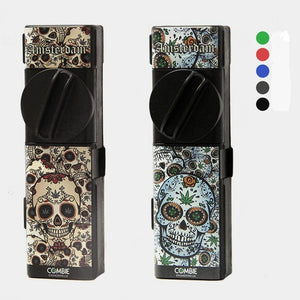 Combie 6 in 1 Grinder Mexican Skull
