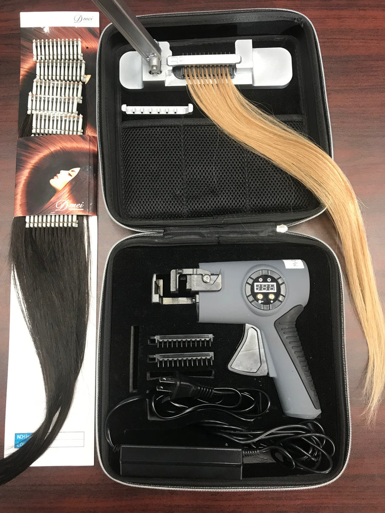 Multi-Linking Hair Extension Machine