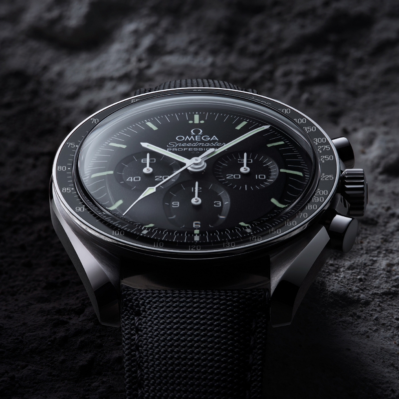 Omega speedmaster moonwatch new release collection