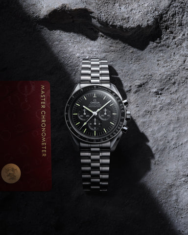 Omega speedmaster moonwatch collection master chronometer
