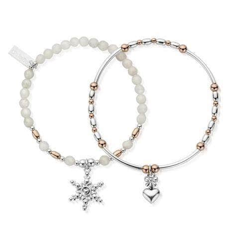 ChloBo Bracelet ChloBo Magic of Christmas Bracelet Set MBSET743745