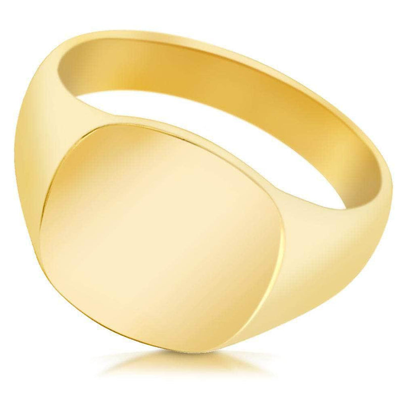 Emson Haig Ring Emson Haig Cushion Signet Ring RCSE121-J