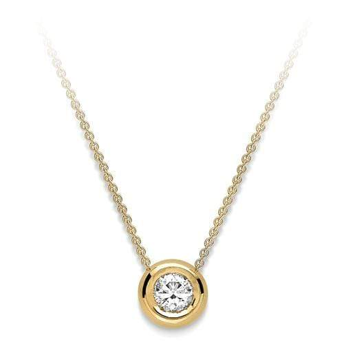 Emson Haig Necklace Emson Haig Diamond Necklace CB148-18