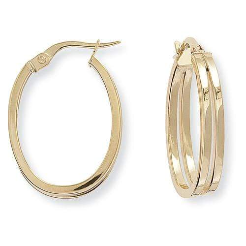 Emson Haig Earrings Emson Haig Hoop Earrings ER592
