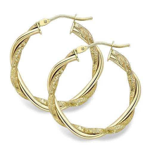 Emson Haig Earrings Emson Haig Hoop Earrings ER603