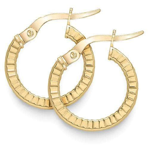 Emson Haig Earrings Emson Haig Hoop Earrings ER991