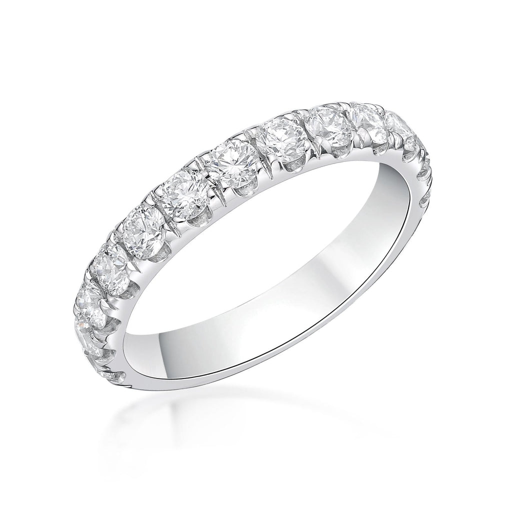 Emson Haig Ring Emson Haig Liberty Half Eternity Ring