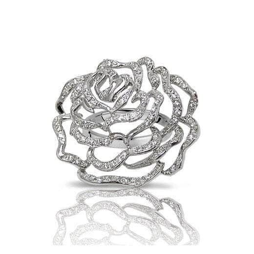 Fei Liu Ring Fei Liu Cascade Medium Ring ROS-925R-002-00CZ