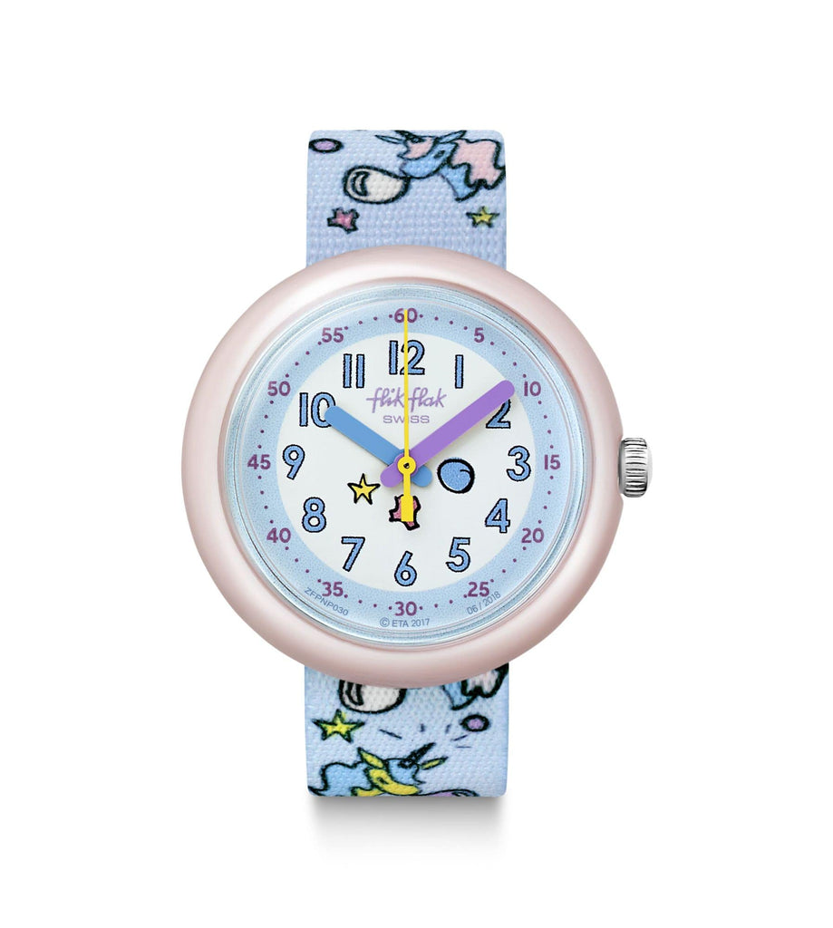Flik Flak Watch Flik Flak Bubblicorn Childrens Watch