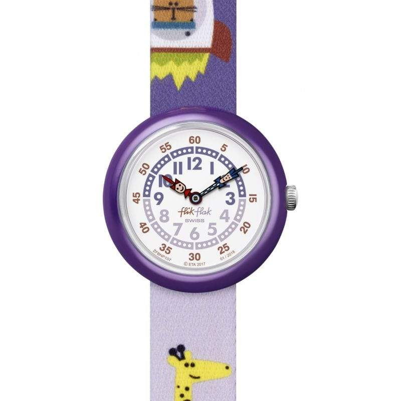 Flik Flak Watch Flik Flak Flik & Flyer Childrens Watch