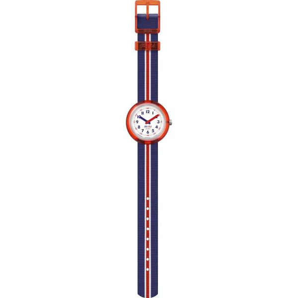 Flik Flak Watch Flik Flak Red Band Childrens Watch