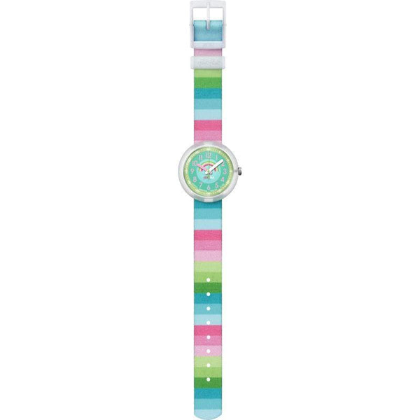 Flik Flak Watch Flik Flak Stripy Dreams Childrens Watch
