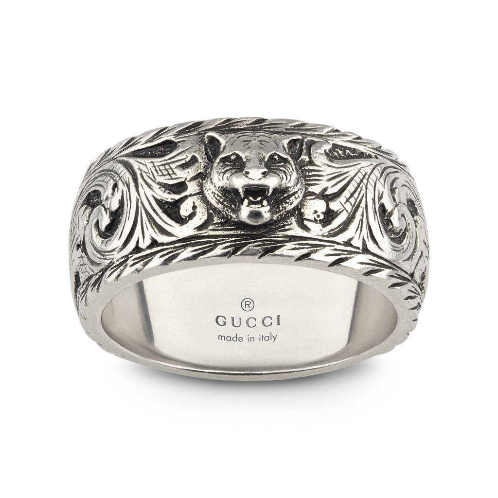 Gucci Ring Gucci Feline Gatto Ring
