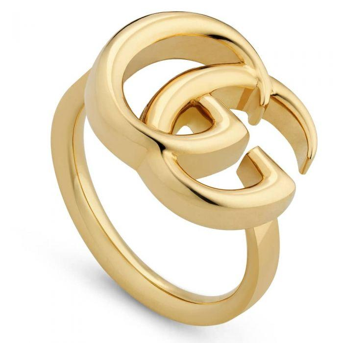 Gucci Ring GUCCI GG Running 18CT Gold Ring