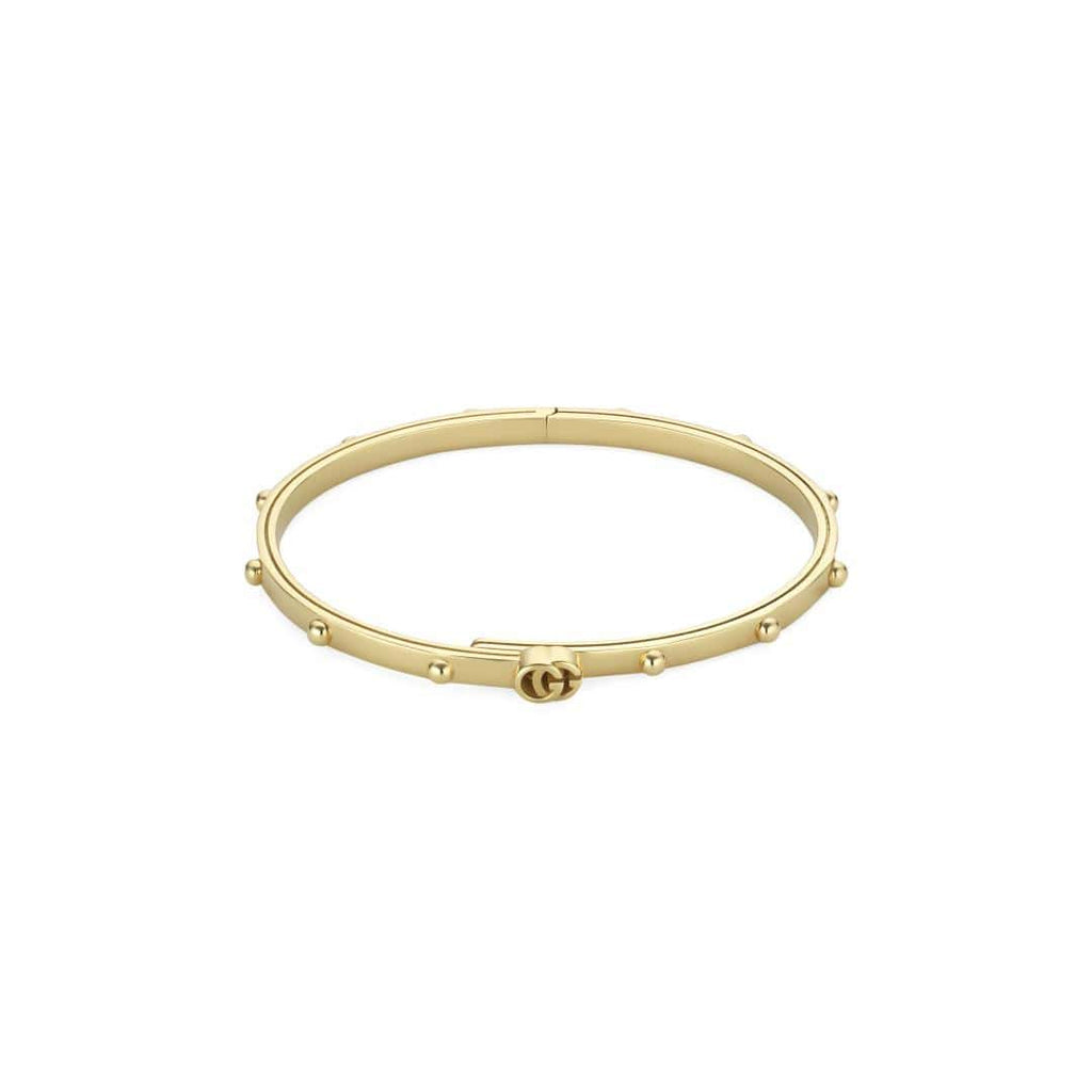 Gucci Bangle Gucci GG Running 18CT Yellow Gold Bangle