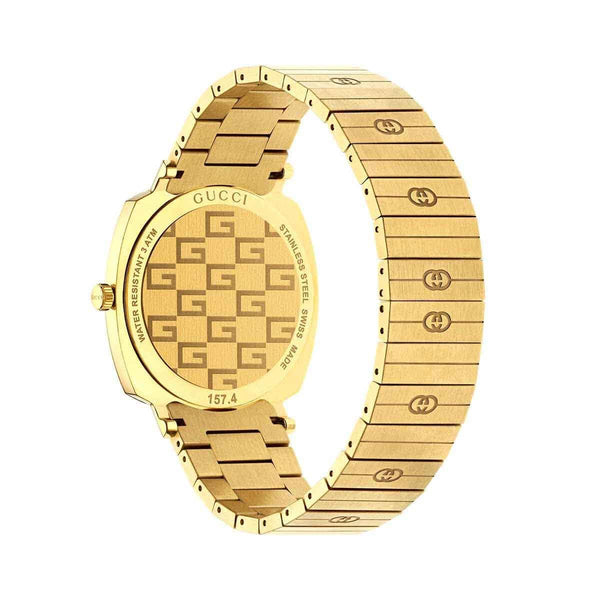 Gucci Watch Gucci grip 35mm watch YA157409