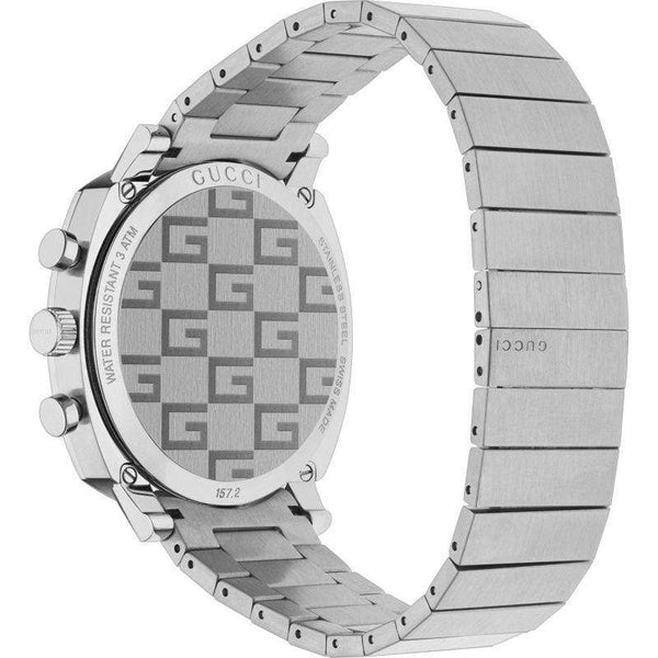 Gucci Watch Gucci Grip silver watch YA157302