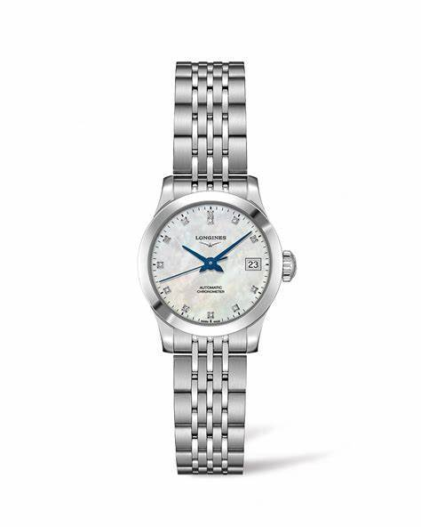 Longines Watch Longines Record Collection Watch L23204876