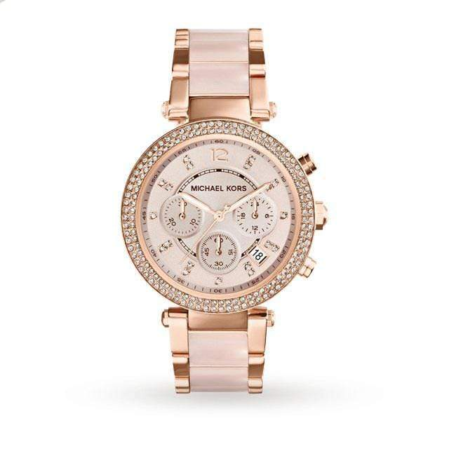 Michael Kors Watch Michael Kors Parker Watch