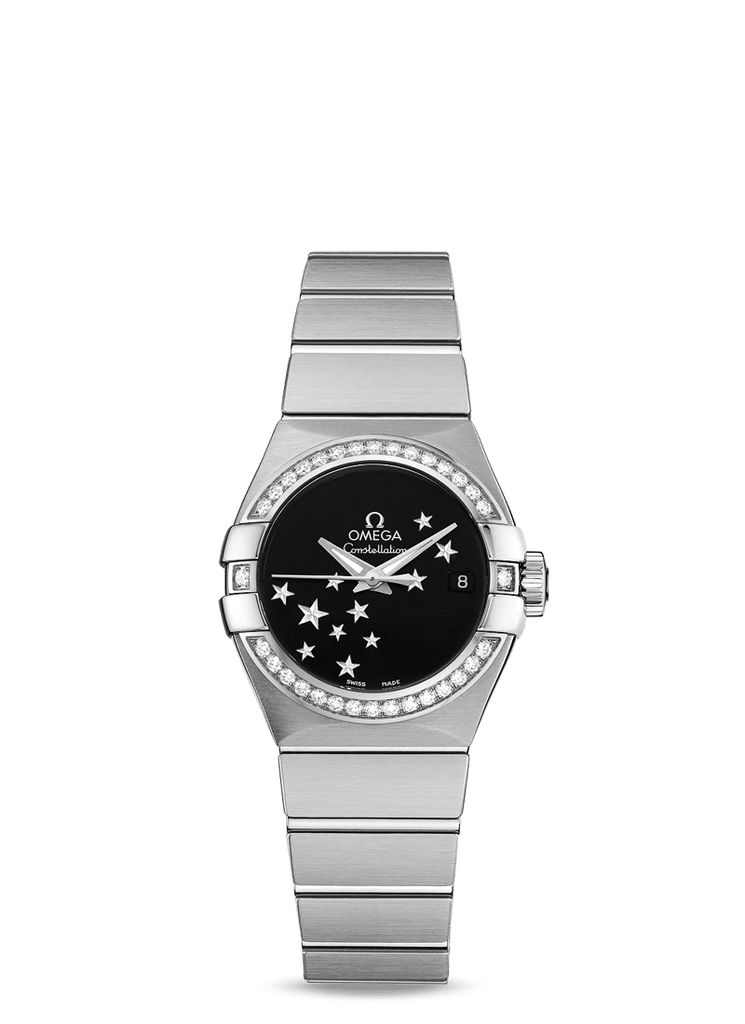 OMEGA Watch OMEGA Constellation Steel Diamond CO-AXIAL 27MM Watch O123.15.27.20.01.001