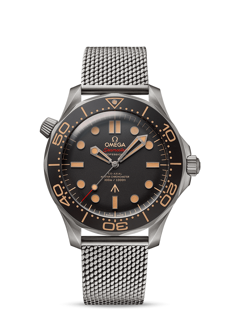 OMEGA Watch Omega Seamaster 007 Edition Watch 210.90.42.20.01.001