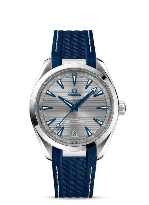 OMEGA Watch OMEGA Seamaster Aqua Terra 150M Co-Axial Master Chronometer 41MM Grey Dial