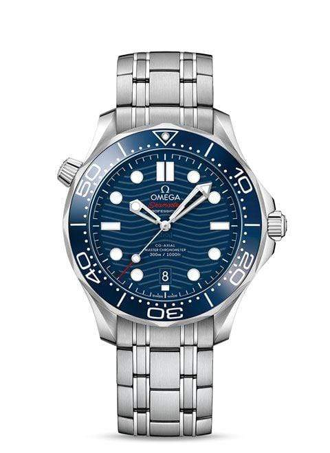 OMEGA Watch OMEGA Seamaster Diver 300M CO-Axial Master Chronometer 42 MM Blue Dial